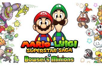 Il trailer di encomio di Mario & Luigi: Superstar Saga + Scagnozzi di Bowser