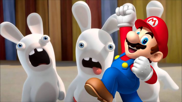 Ora è ufficiale: arriva Mario Rabbids per Switch, con tanto di data!