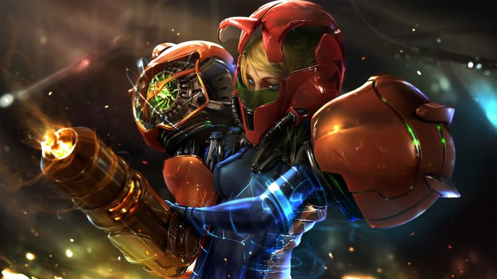 Metroid: Samus Returns, annunciato per Nintendo 3DS