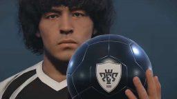 PES 2018, Maradona sarà presente in gioco fino al 2020