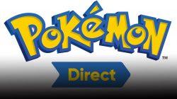 Tutti gli annunci direttamente dal Pokémon Direct