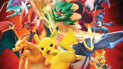 La forza dei Pokémon si scatena con Pokkén Tournament DX su Switch