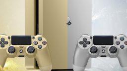 PS4 Slim Gold e Silver arriveranno a fine giugno