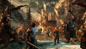 Un nuovo, spettacolare gameplay per La Terra di Mezzo: L'Ombra della Guerra