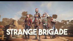 Strange Brigade, l'annuncio ufficiale