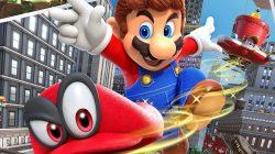 Super Mario Odyssey avrà una modalità cooperativa