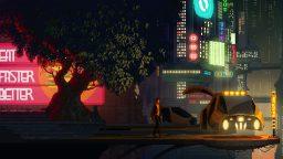 The Last Night, la nuova avventura in salsa Cyberpunk