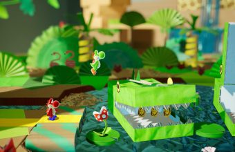Yoshi's Crafted World – Anteprima