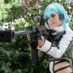 Cosplay Crema Comics & Games 2017