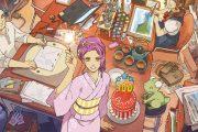 Japan Expo: una colorata sfilata di cosplay