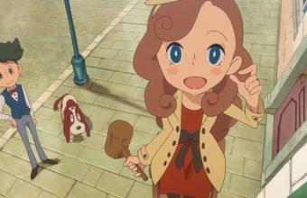 Layton's Mystery Journey: Katrielle e il Complotto dei Milionari è disponibile su iOS e Android