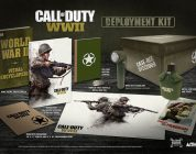 Diamo un'occhiata al Deployment Kit Edition di Call of Duty: WWII