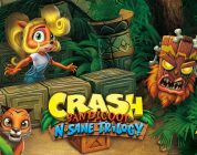 Crash Bandicoot è ancora al primo posto della classifica UK