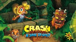 Crash Bandicoot è ancora al primo posto della classifica UK