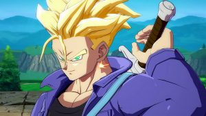 Dragon Ball FighterZ, Future Trunk si mostra in un trailer dedicato!