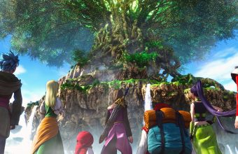 Dragon Quest XI arriva nel 2018 in Occidente