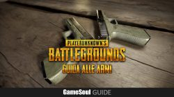 PLAYERUNKNOWN'S BATTLEGROUNDS: Guida alle armi