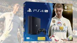 Ecco tutti i bundle PS4 in arrivo con FIFA 18