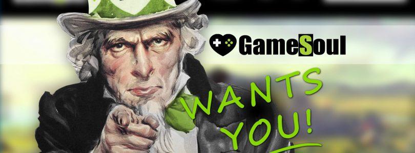 GameSoul cerca nuovi redattori!