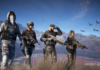 Tom Clancy's Ghost Recon Wildlands è il titolo Ubisoft più venduto del 2017