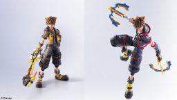 Kingdom Hearts III, ecco le bellissime Action Figure