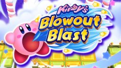 Kirby's Blowout Blast – Recensione