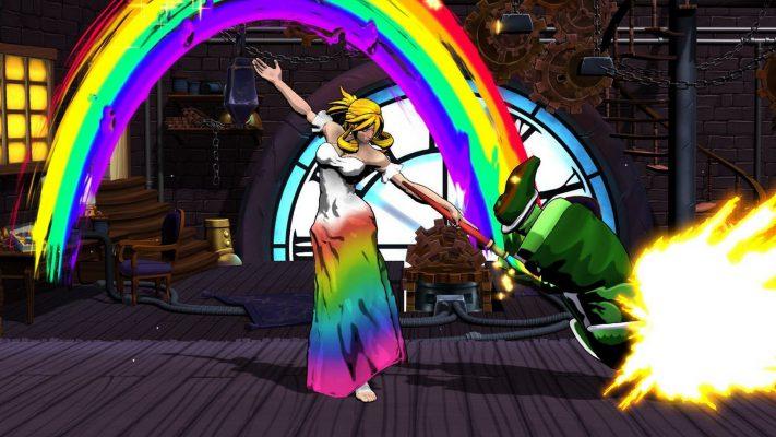 Lo sviluppatore di Street Fighter 2: HD Remix apre una campagna crowdfunding per Fantasy Strike