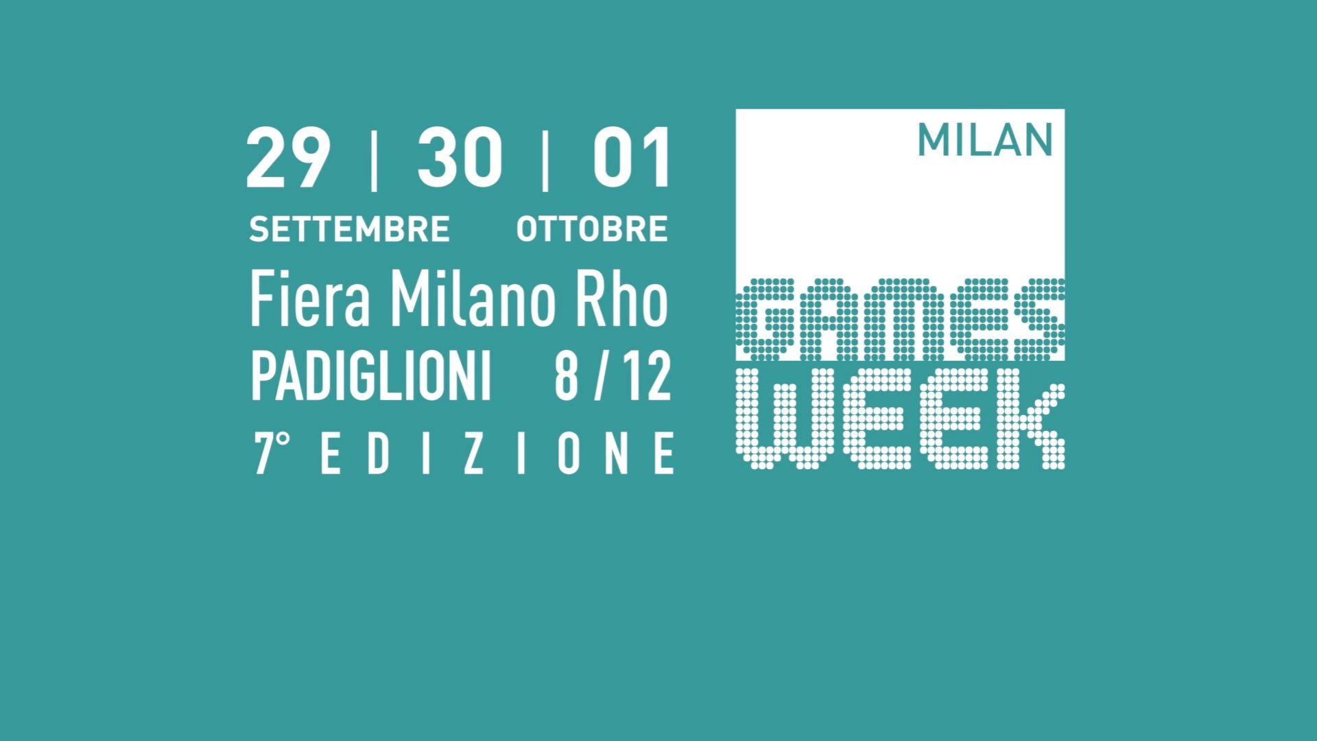 Milan Games Week 2017: la biglietteria apre ufficialmente