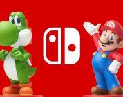 Nintendo Switch ha venduto 4.7 milioni di unità al 30 giugno