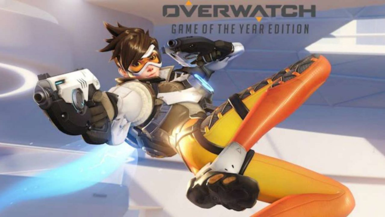 Overwatch, arriva la Game of the Year Edition
