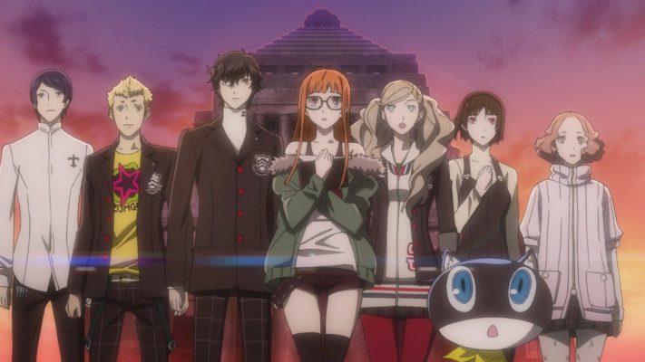 Nel 2018 arriverà una serie animata dedicata a Persona 5
