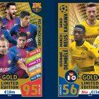 PES 2018 includerà le carte da gioco Topps Trading Cards