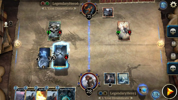 The Elder Scrolls: Legends è ora disponibile su smartphone