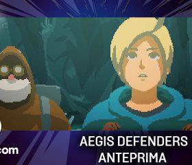 Aegis Defenders – Anteprima gamescom 17
