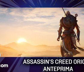 Assassin's Creed Origins – Anteprima gamescom 17