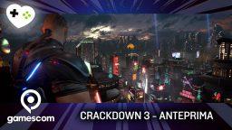 Crackdown 3 – Anteprima gamescom 17