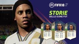 Ecco le Storie delle Icone FUT di FIFA 18