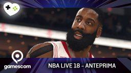 NBA Live 18 – Anteprima gamescom 17