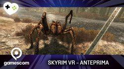Skyrim (VR) – Anteprima gamescom 17