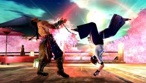 Tekken mobile supporterà il multiplayer in locale