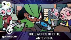 The Swords of Ditto – Anteprima gamescom 17