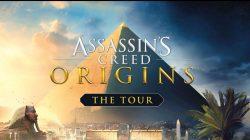 assassin's creed origins tour