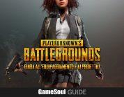 PLAYERUNKNOWN'S BATTLEGROUNDS: Guida all'equipaggiamento e ai proiettili