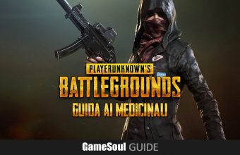 PLAYERUNKNOWN'S BATTLEGROUNDS: Guida ai medicinali