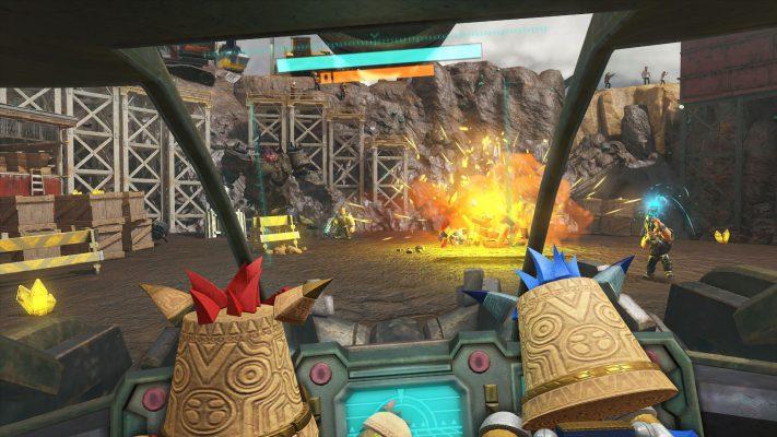 Knack 2, disponibile la Demo su PlayStation Store