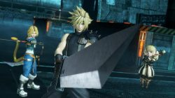 La closed Beta di Dissidia Final Fantasy NT ha una data ufficiale