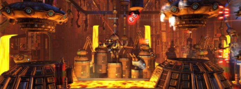 Sine Mora EX è disponibile su PS4, One e PC
