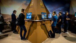 Assassin's Creed Origins Milan GamesWeek 2017
