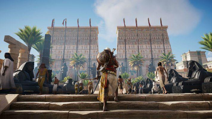 Affilate le lame: Assassin's Creed Origins è disponibile