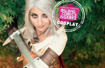 Cosplay Milano Comics & Games 2017